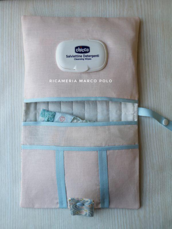 """Cambiamoci """"limited edition"""" rosa e azzurro"""