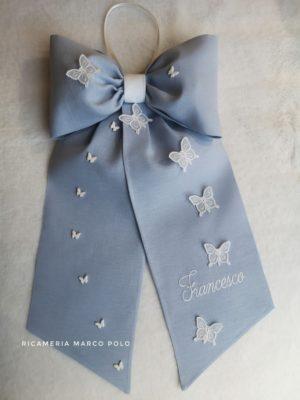 Fiocco semplice farfalle